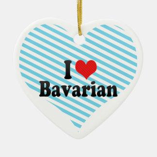 Amo Bavarian Ornatos
