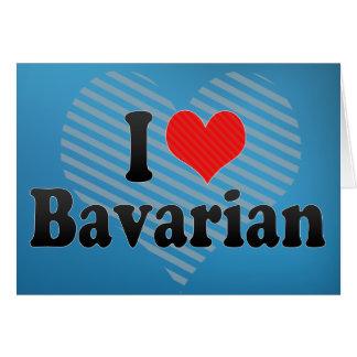 Amo Bavarian Tarjetas