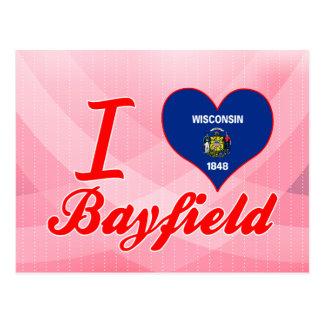 Amo Bayfield, Wisconsin Postales
