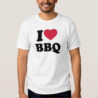 Amo Bbq - barbacoa Playera