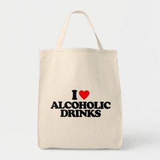 AMO BEBIDAS ALCOHÓLICAS BOLSA