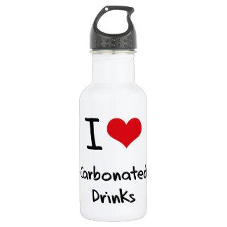 Amo bebidas carbónicas