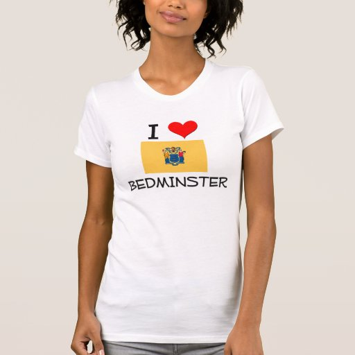 Amo Bedminster New Jersey Camiseta