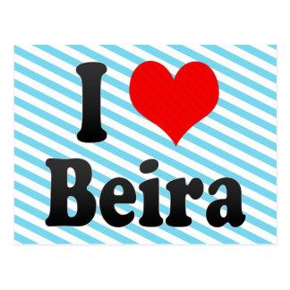 Amo Beira, Mozambique Postales