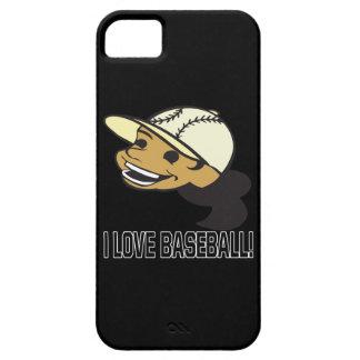 Amo béisbol funda para iPhone SE/5/5s