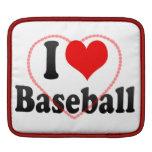 Amo béisbol manga de iPad