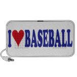 Amo béisbol mp3 altavoz