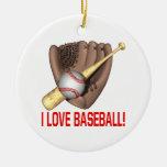 Amo béisbol ornato