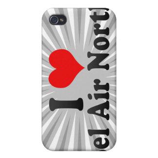 Amo Bel Air al norte Estados Unidos iPhone 4 Cárcasa