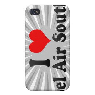 Amo Bel Air al sur Estados Unidos iPhone 4 Cárcasa