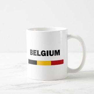 Amo Bélgica Taza