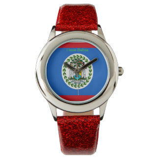 Amo Belice Relojes De Mano