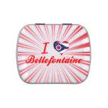 Amo Bellefontaine, Ohio Latas De Caramelos