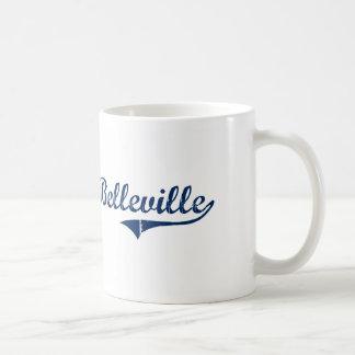 Amo Belleville Michigan Taza De Café