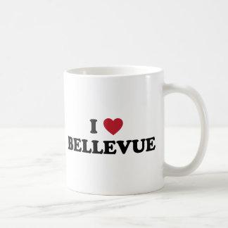 Amo Bellevue Washington Taza Clásica
