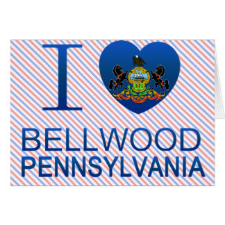 Amo Bellwood PA Tarjetón