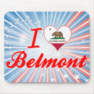 Amo Belmont, California Mousepad