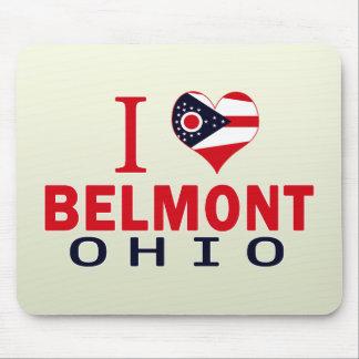 Amo Belmont, Ohio Alfombrillas De Ratones