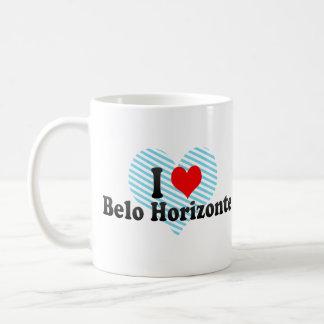 Amo Belo Horizonte, el Brasil Taza Clásica