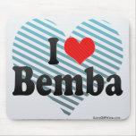 Amo Bemba Tapete De Ratón