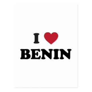 Amo Benin Postales