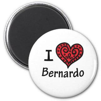 Amo Bennie Imán Redondo 5 Cm