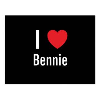Amo Bennie Postal