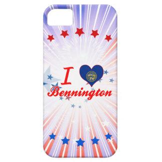 Amo Bennington, Nebraska iPhone 5 Protectores