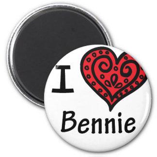 Amo Benny Imán Redondo 5 Cm
