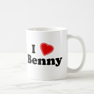 Amo Benny Taza