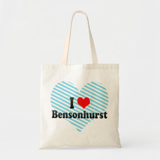 Amo Bensonhurst, Estados Unidos Bolsa Tela Barata