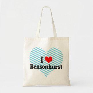 Amo Bensonhurst, Estados Unidos Bolsas