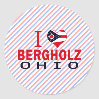 Amo Bergholz Ohio Etiquetas