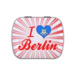 Amo Berlín, Connecticut Frascos De Dulces