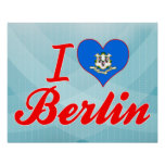 Amo Berlín, Connecticut Impresiones