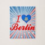 Amo Berlín, Connecticut Rompecabezas