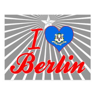 Amo Berlín, Connecticut Postal