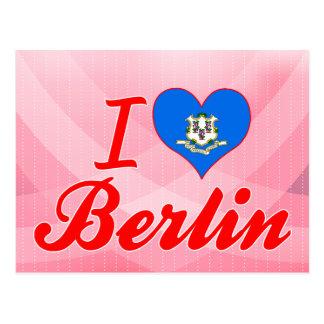 Amo Berlín, Connecticut Postales