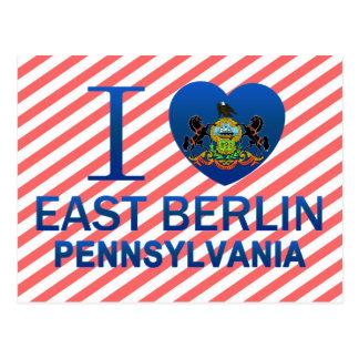 Amo Berlín del este, PA Tarjetas Postales