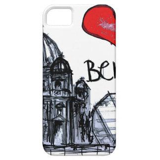 Amo Berlín Funda Para iPhone SE/5/5s