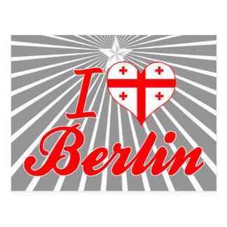 Amo Berlín, Georgia Postal