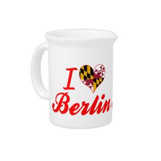 Amo Berlín, Maryland Jarras De Beber