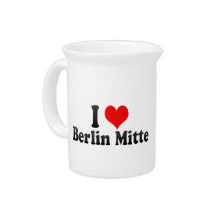 Amo Berlín Mitte, Alemania Jarras Para Bebida