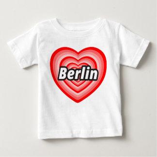 Amo Berlín Playera De Bebé