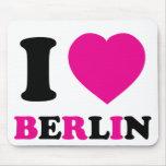 Amo Berlín Tapetes De Ratón