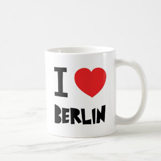 Amo Berlín Taza Clásica