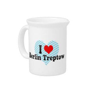 Amo Berlín Treptow, Alemania Jarra