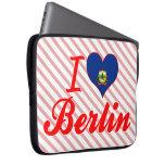 Amo Berlín, Vermont Funda Ordendadores