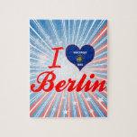 Amo Berlín, Wisconsin Rompecabeza