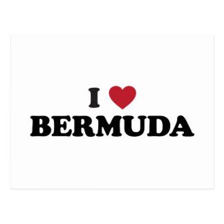 Amo Bermudas Postal